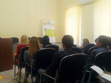 ԶԼՄ-ների պահանջը PR մասնագետներից. Մերուժան Սարգսյան