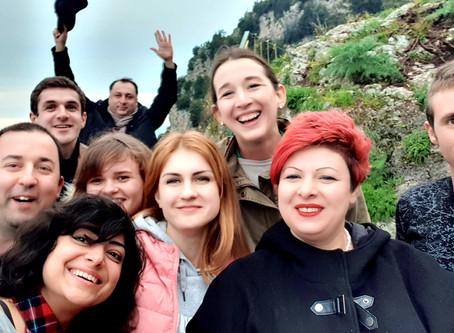 Հայկական PR ասոցիացիան Իտալիայում իրականացրեց «4Ps4YOUth» ծրագիրը