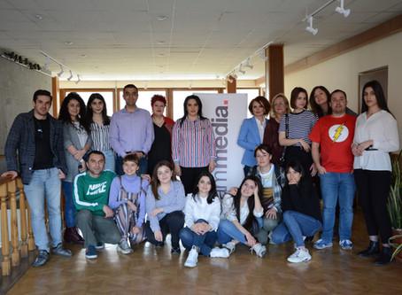 Հայաստանում ամփոփվեց 4P4Youth միջազգային ծրագիրը