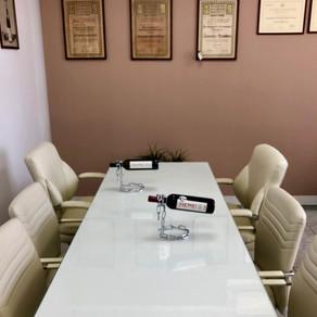 Μέλη Δ.Σ. Αμπελουργικού Συνεταιρισμού - Gerania Winery