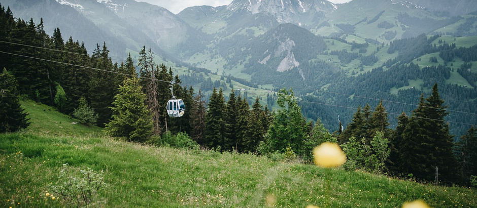 An Easy Family Hike With Children: Wispile in Gstaad