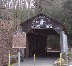 15-15 | Teegarden Covered Bridge