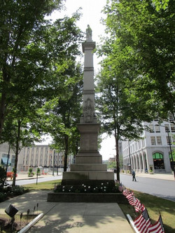 39-50 | Civil War Soldiers' Monument