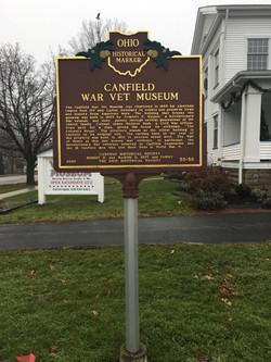 20-50 | Canfield War Vet Museum
