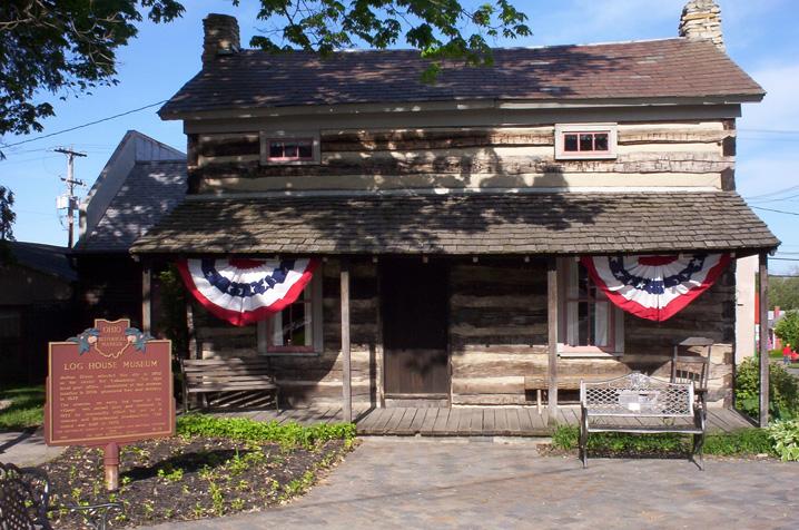 8-15 | Log House Museum