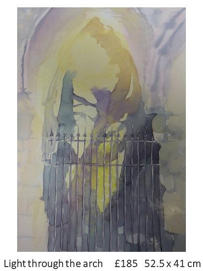 Light through the Arch