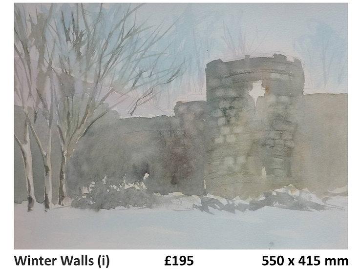 Winter Walls (i)