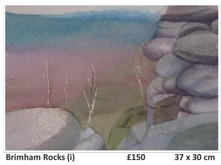 Brimham Rocks i