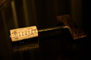 Picardy Cork and Corkscrew