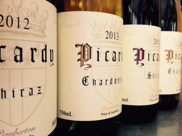 Picardy Wines Range