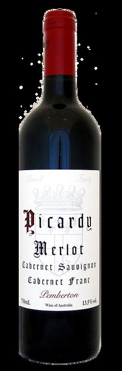 2016 Picardy Merlot Cabernet