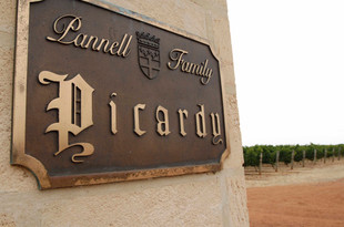 Picardy Gate Plaque