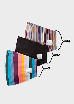 Mondmaskers 3pack, Paul Smith