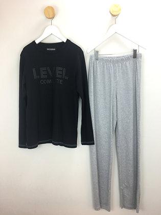 Pyjama jongens, Schiesser