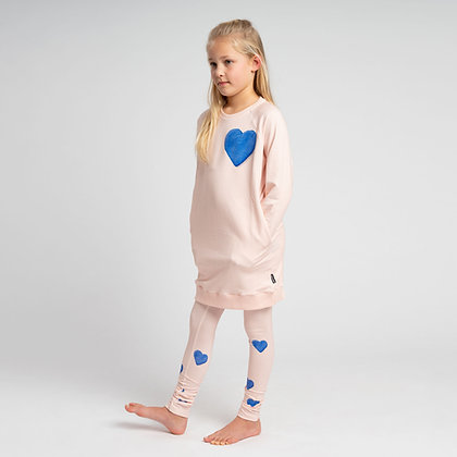 Kleedje + legging meisjes, Snurk