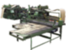 Premier Paper Converting Machinery Full Auto Partition Assembler