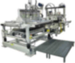 Premier Paper Converting Machinery Jumbo Partition Assembler