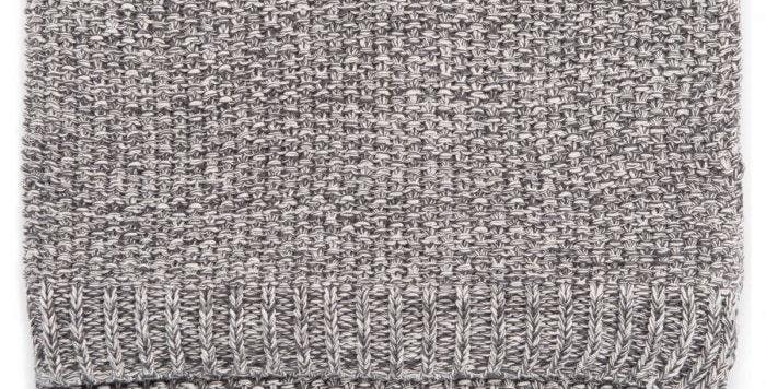 Tight Knit Throw Heathered
