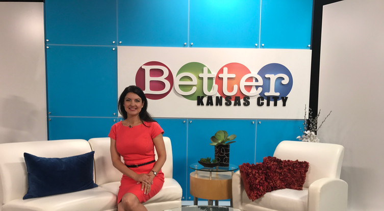 Angela Smeed Design on KCTV5 Better Kansas City