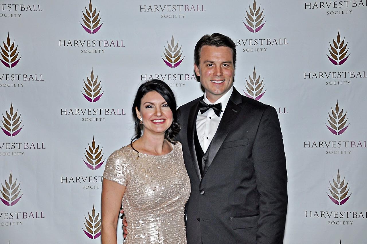 Angela Smeed Design Supports Harvest Ball Society