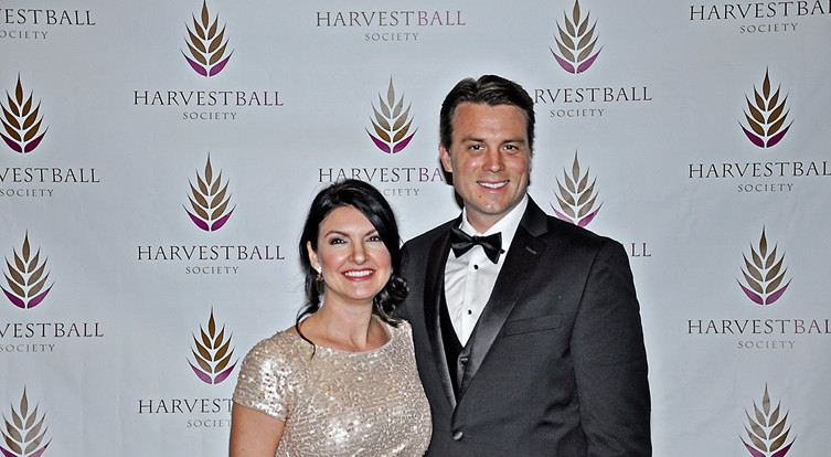 Angela Smeed Design Supports Harvest Ball Society