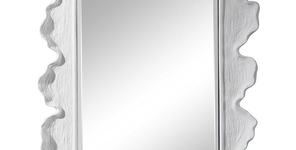 White Coral Mirror