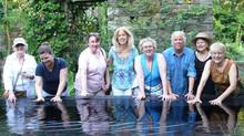 Banuwa Babes Visit Chanticleer, A Pleasure Garden in Wayne, PA July 2014