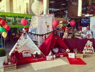 Chic y Hadas en el Market Place Christmas de Heron City Valencia de la mano de Pequeños Heroes