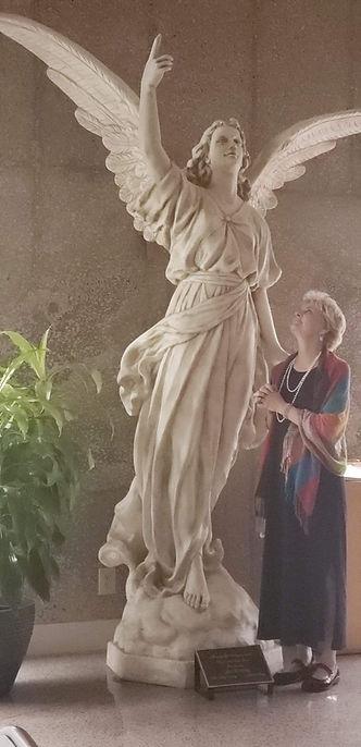 Vickie angel statue.jpg