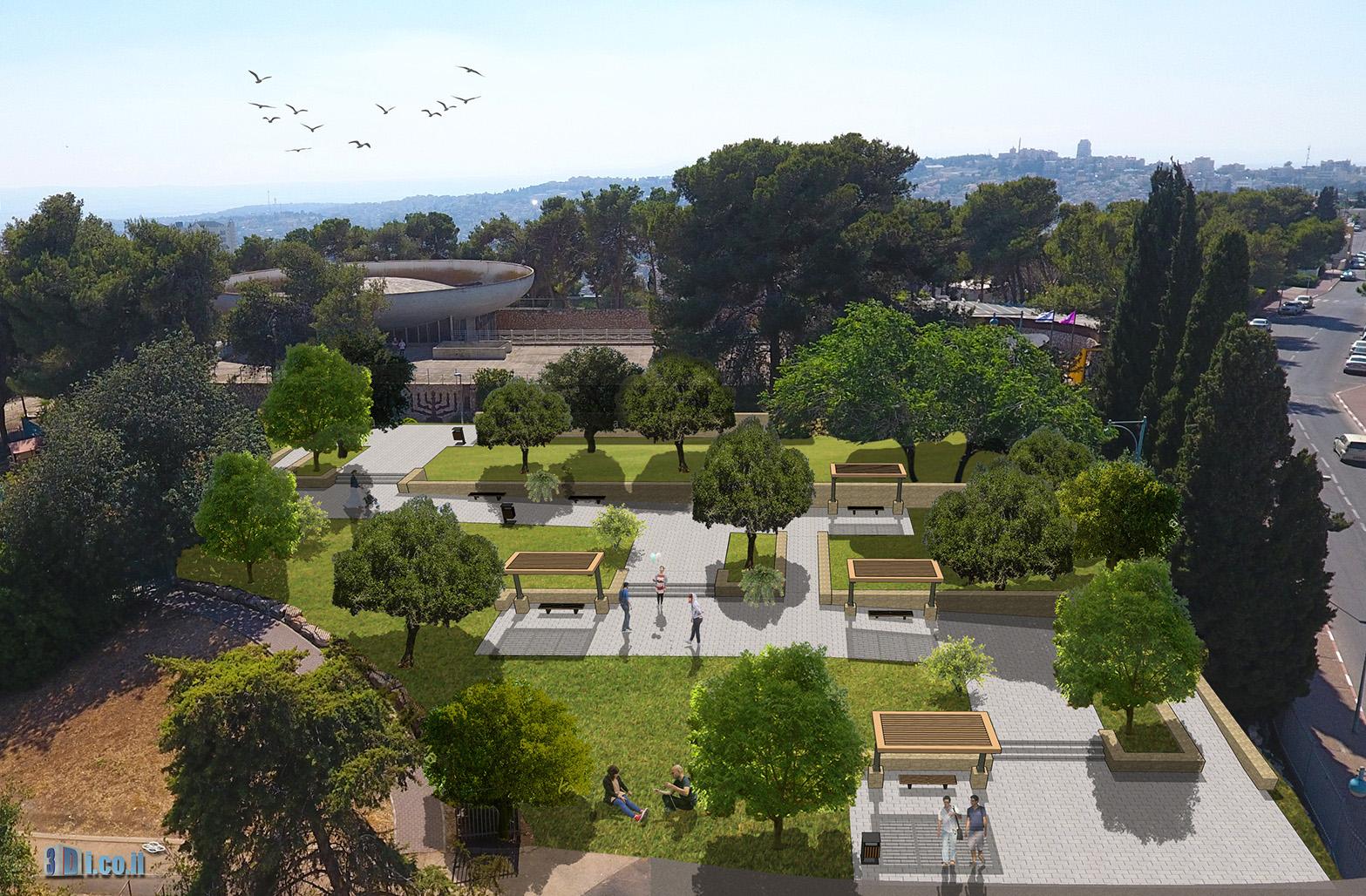 Landscape Architecture Proposal