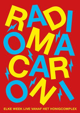 Radio Macaroni Poster