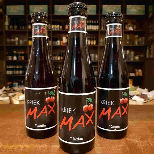 Cerveja Belga Omer Kriek Max com Cereja 250ml