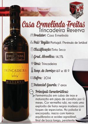 Ermelinda Freitas Reserva Trincadeira