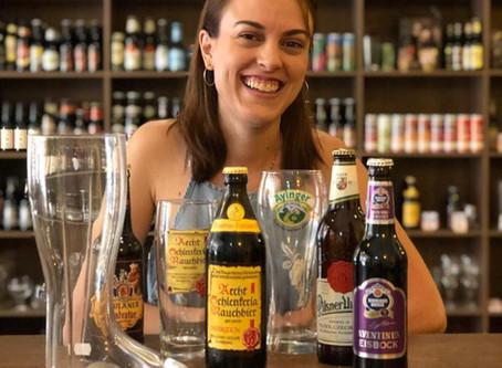 Beer Sommelier - Karina Hauch