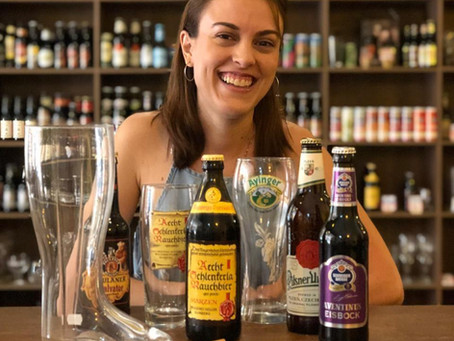 Beer Sommelier - Karina Hauch
