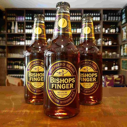Cerveja Shepherd Neame Bishops Finger 500ml