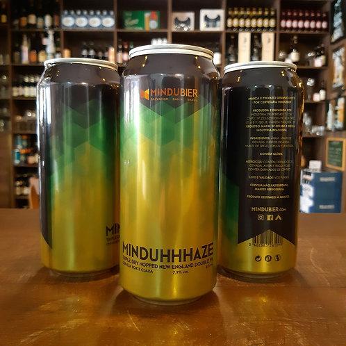 Cerveja Mindu Haze NEIPA New England IPA 473ml