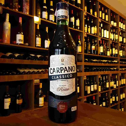 Vermouth Carpano Classico Rosso 1000 ml