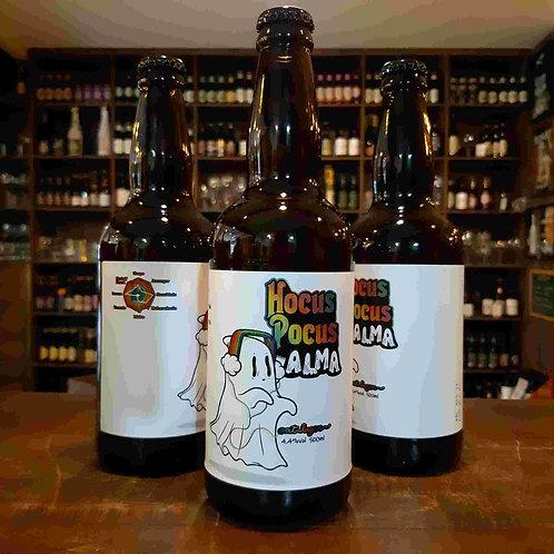 Cerveja Hocus Pocus Alma Oatmeal Lager 500ml
