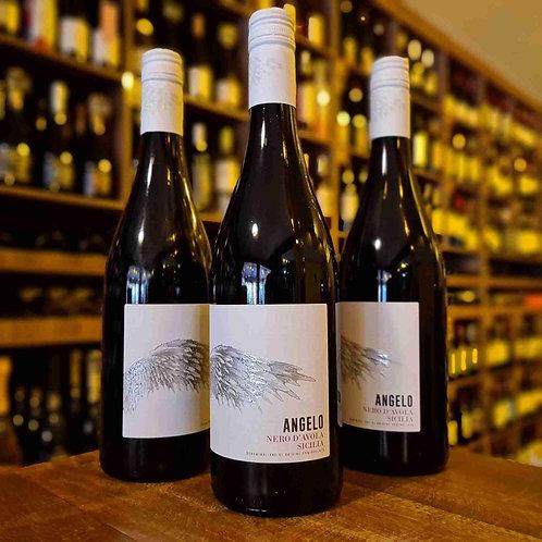 Vinho Tinto Italiano Angelo Nero d'Avola 750ml