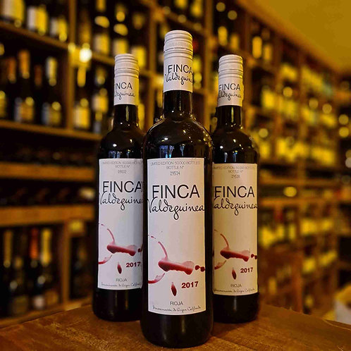 Vinho Tinto Espanhol Finca Valdeguinea Rioja 750ml