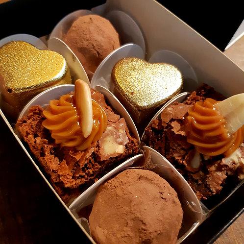 Caixinha Especial com 6 Docinhos Sortidos Artesanais It Sweet