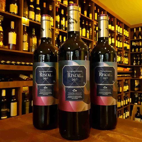 Vinho Tinto Espanhol Marques de Riscal Tempranillo 750ml