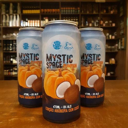 Cerveja Satélite & Cigana Mystic Space Pumpkin 473ml