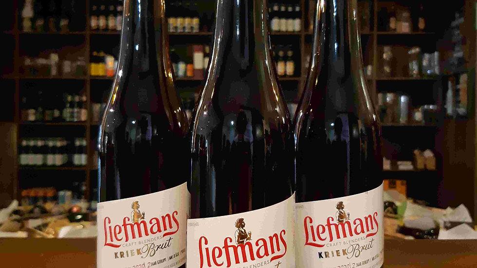 Cerveja Liefmans Kriek Fruit Beer com Cereja 330ml