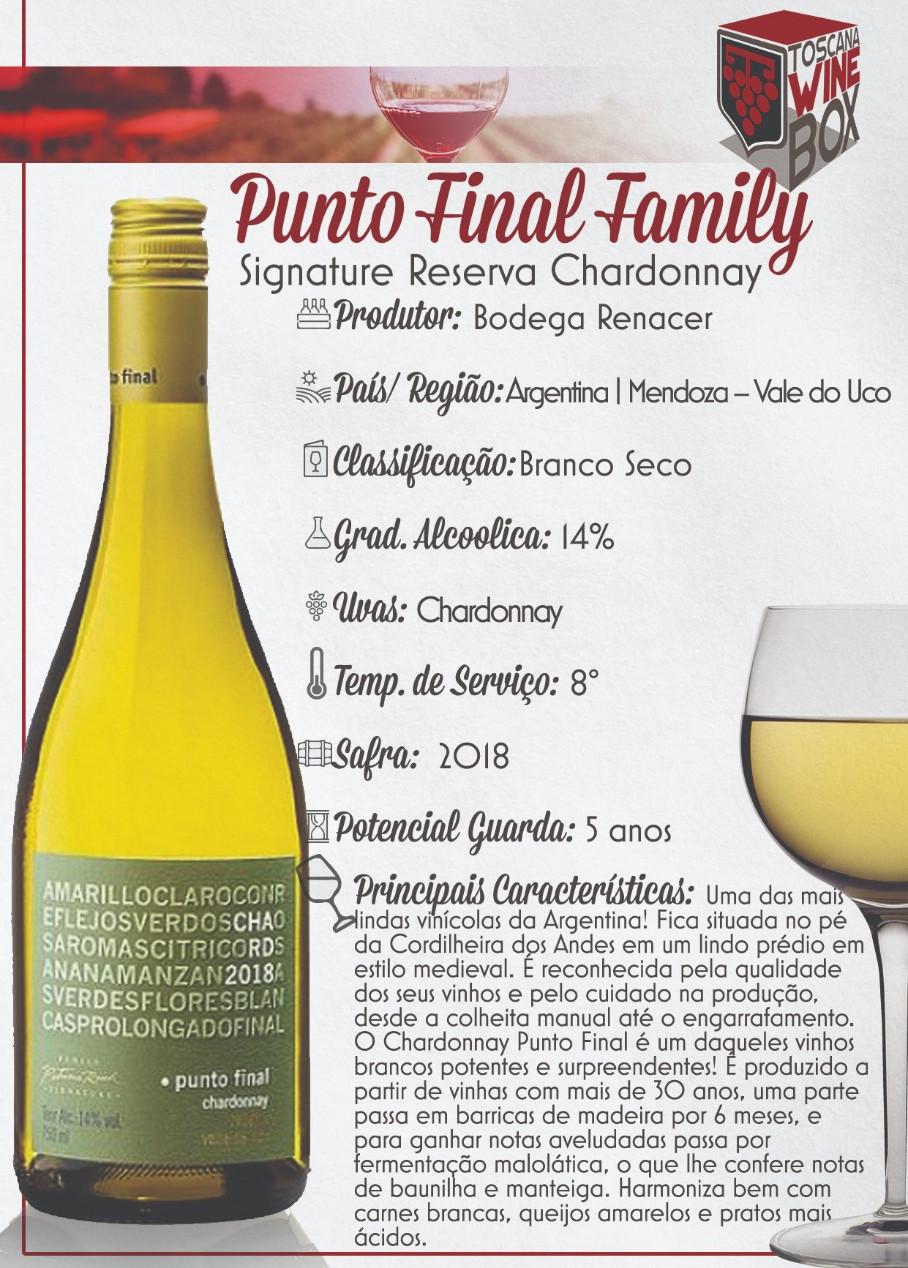 Punto Final Chardonnay