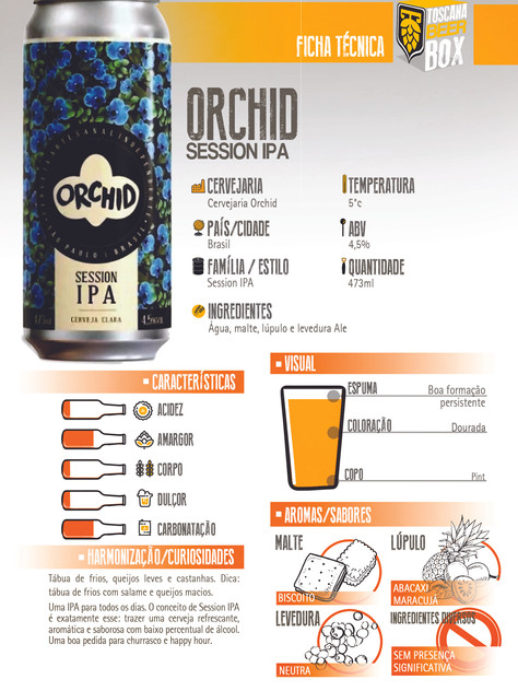 Orchid Session Ipa