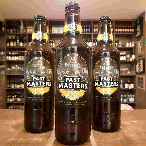 Cerveja Fullers Past Masters 1909 Pale Ale 500ml
