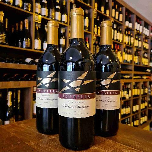 Vinho Californiano Estrella Cabernet Sauvignon 750ml