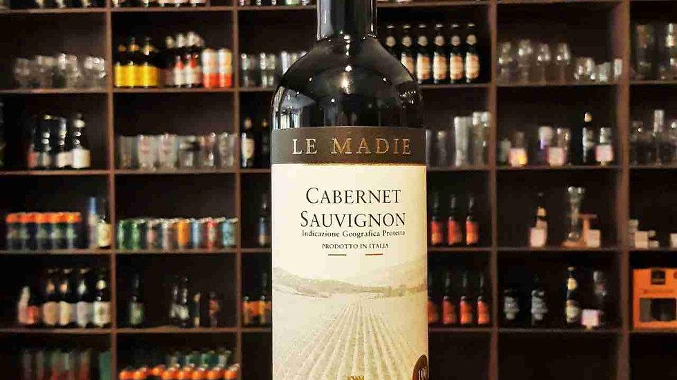 Vinho Tinto Italiano Le Madie Cabernet Sauvignon IGP 750ml